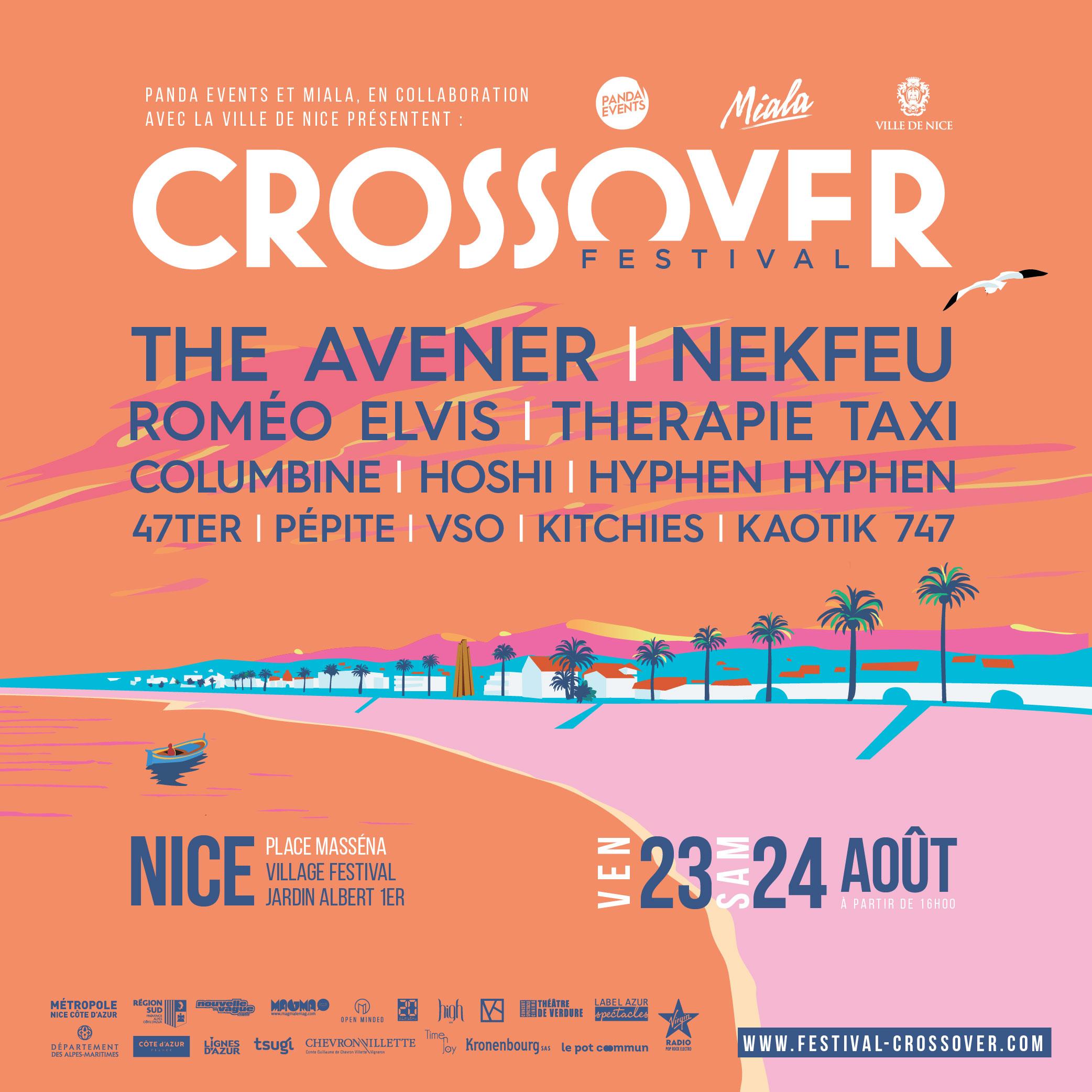 Festival Crossover 2019
