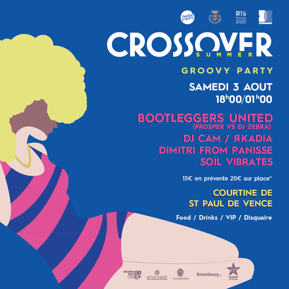 Crossover Summer Groovy Party