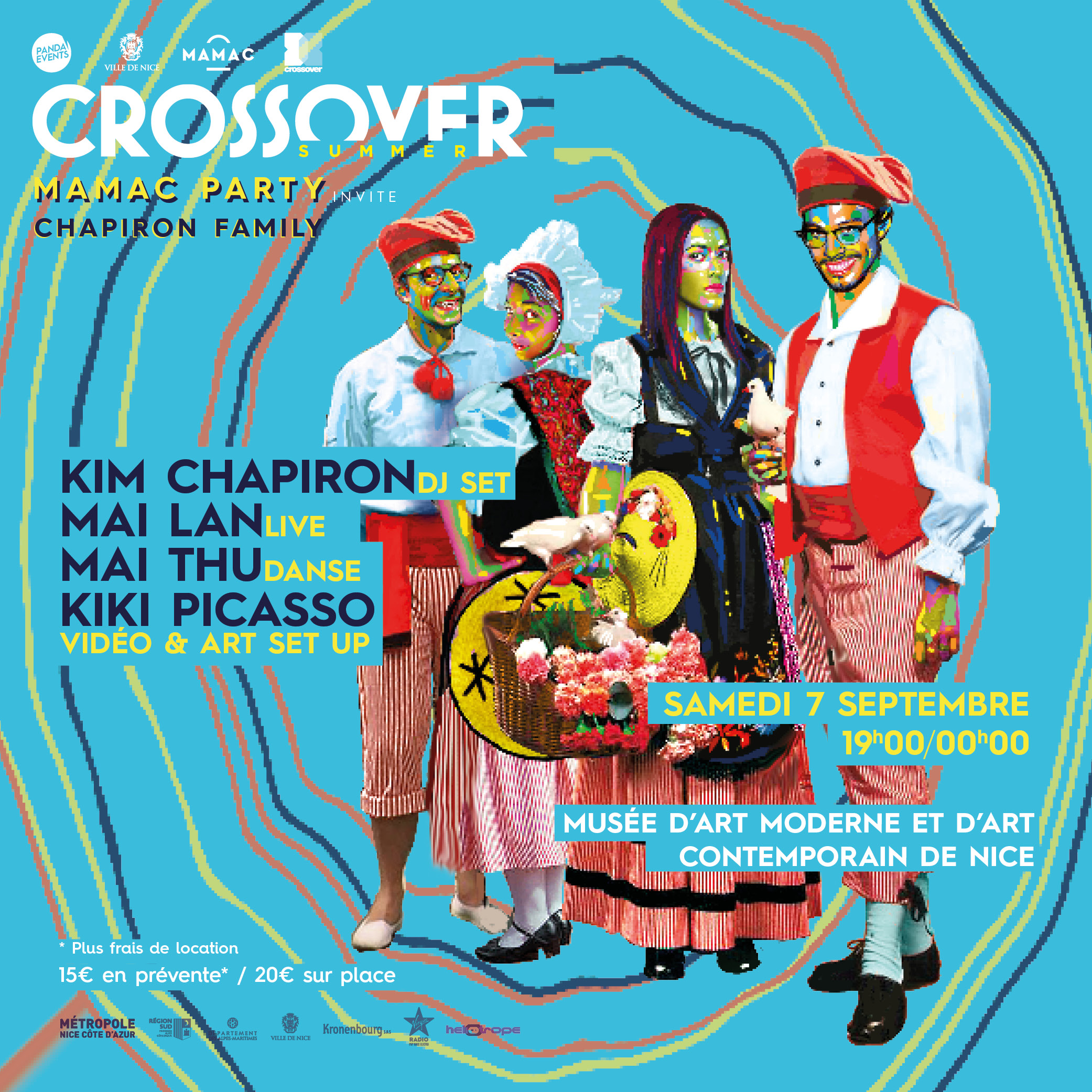 Crossover Summer MAMAC Party