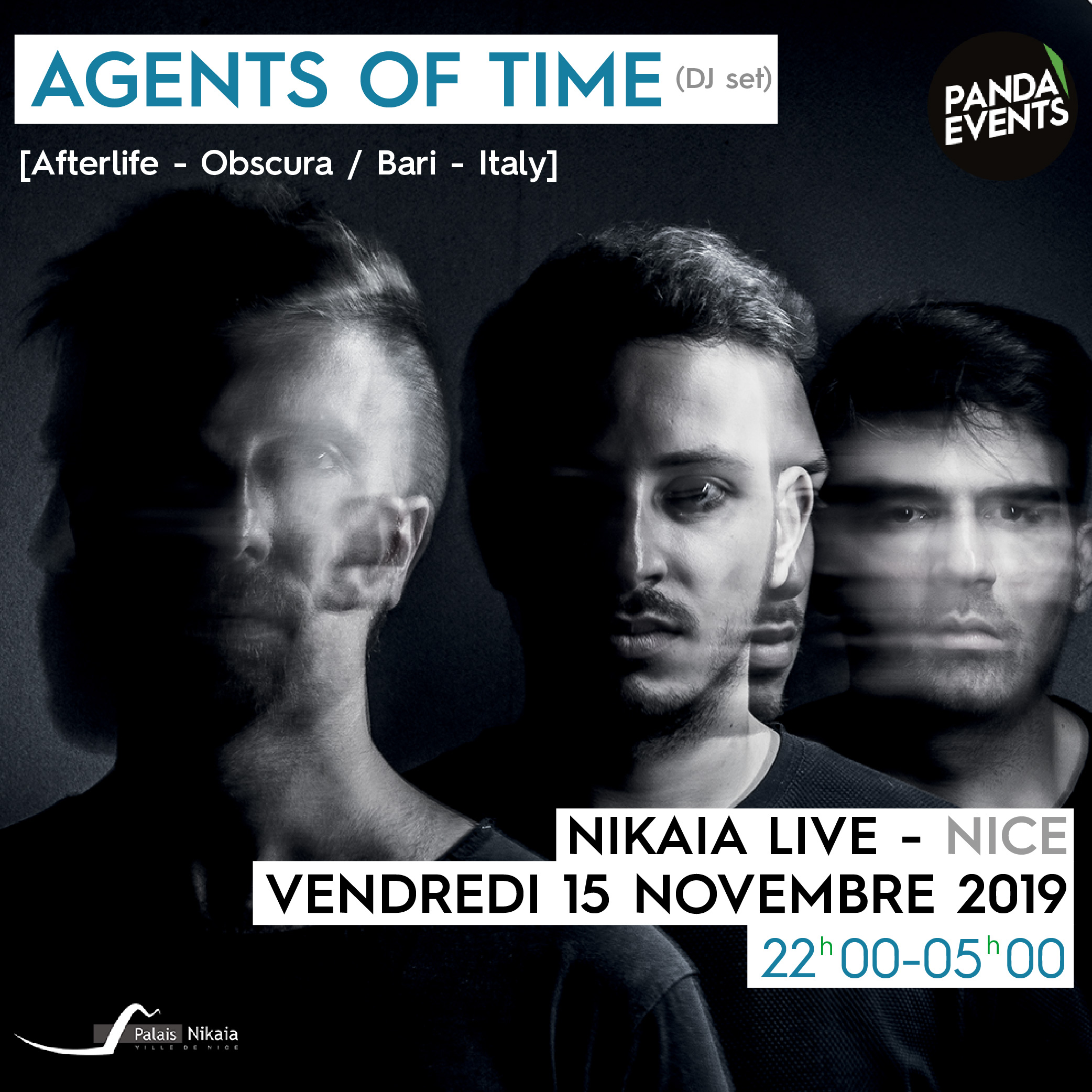 Agents Of Time (DJ set)