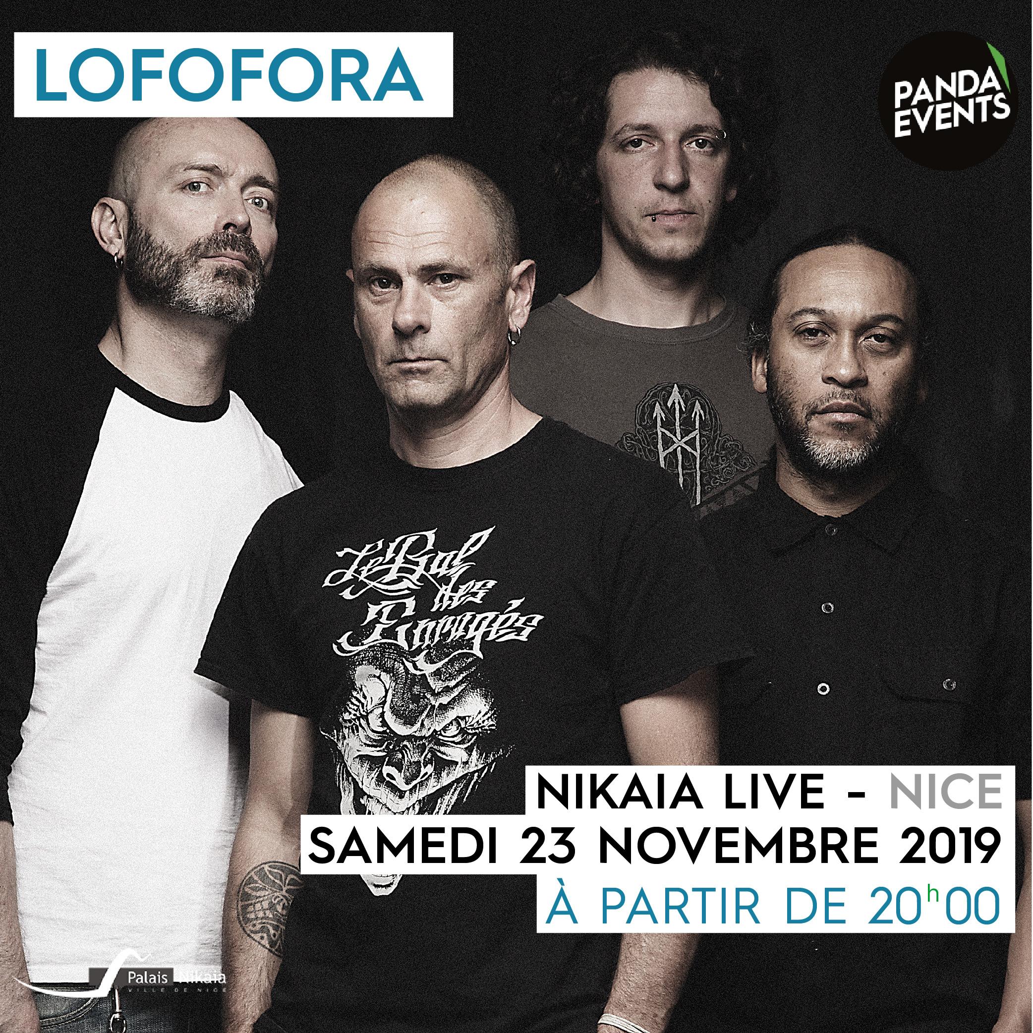 Lofofora + Darktribe + Schultz