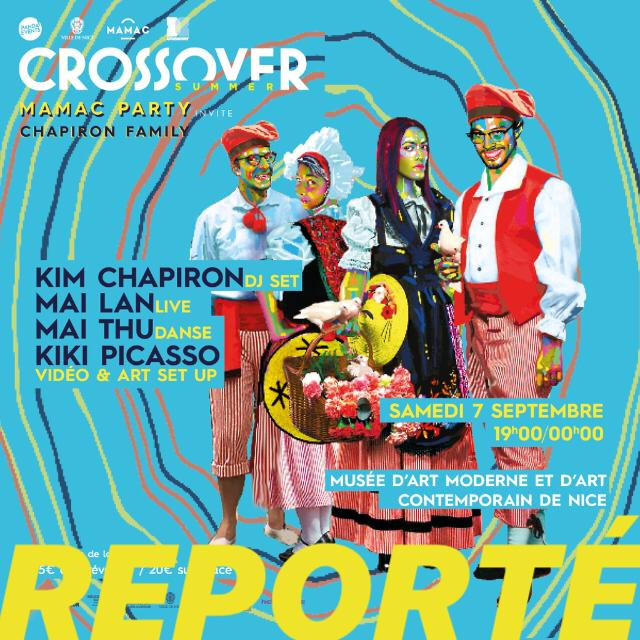 REPORTÉ - Crossover Summer MAMAC Party