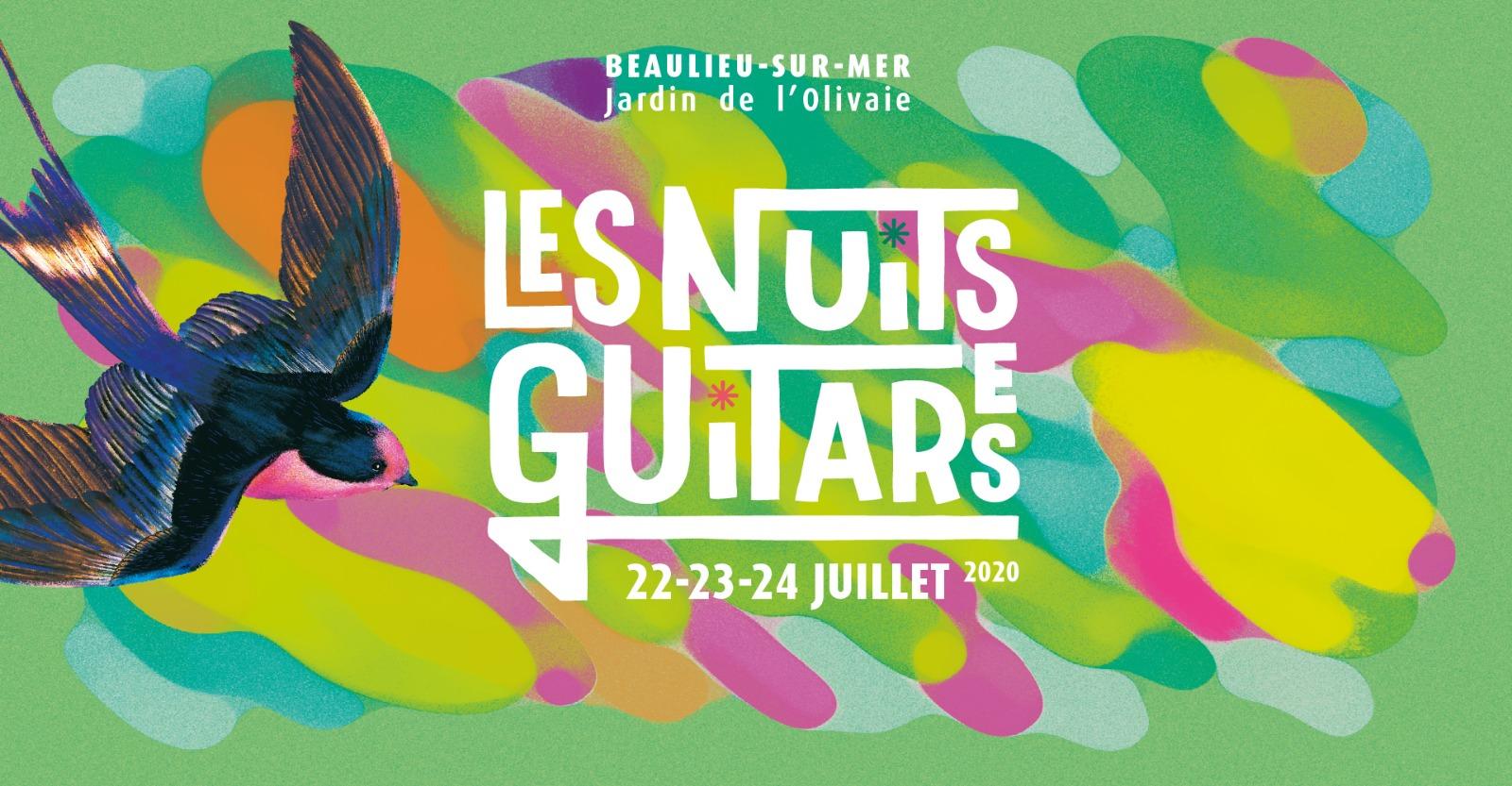 Les Nuits Guitares 2020