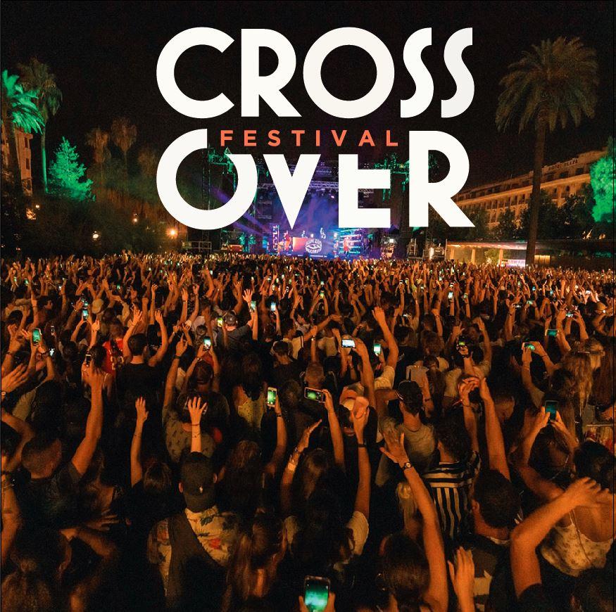 Festival Crossover · 2 & 3 octobre 2020 · Nice